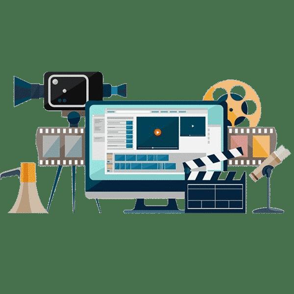 logo video editor