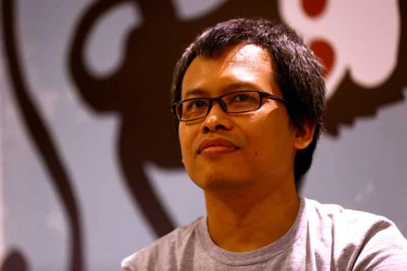 penulis terkenal asal indonesia