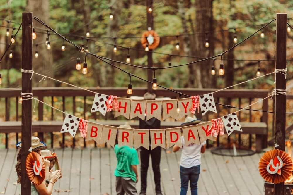 Jasa Editing Video Ulang Tahun (Birthday & Anniversary)