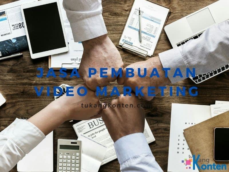 jasa pembuatan video marketing