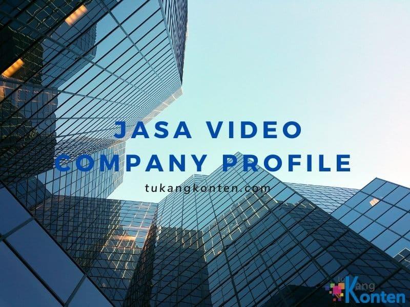 jasa video company profile
